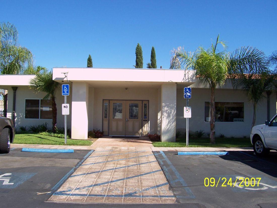 Mirage Estates - Office Entrance